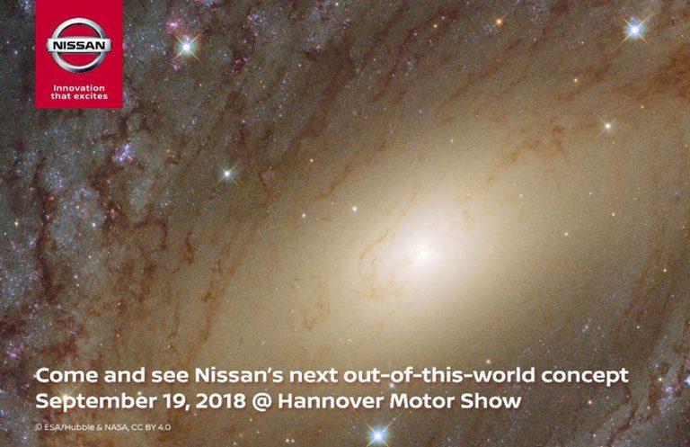 """Η Nissan πάει στο Αννόβερο, με ένα """"διαστημικό"""" πρωτότυπο"""