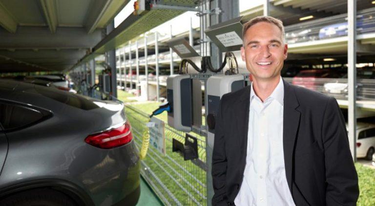 Επικεφαλής του στόλου της SAP ο Steffen Krautwasser