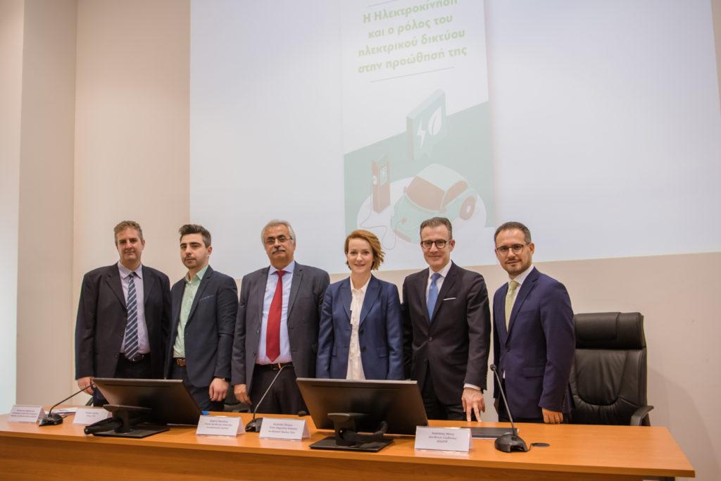 Ημερίδα ΥΠΕΝ-ΔΕΔΔΗΕ - Αλεξάνδρα Σδούκου: 'κλειδί' οι έξυπνες υποδομές φόρτισης