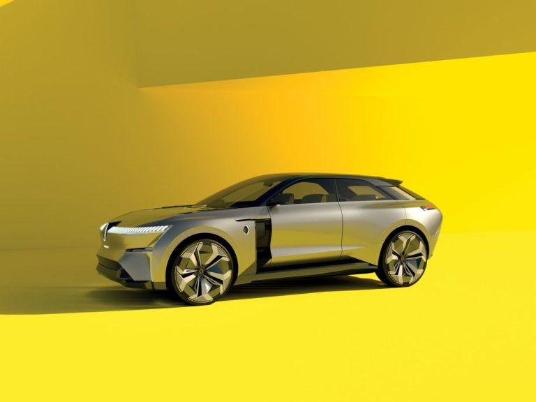 Η Renault παρουσίασε το πρωτότυπο MORPHOZ