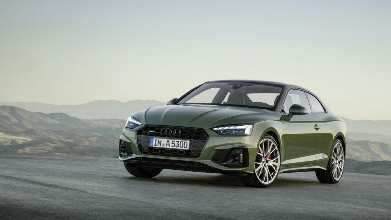 Εντυπωσιακά τα νέα Audi A5 Sportback και A5 Coupé
