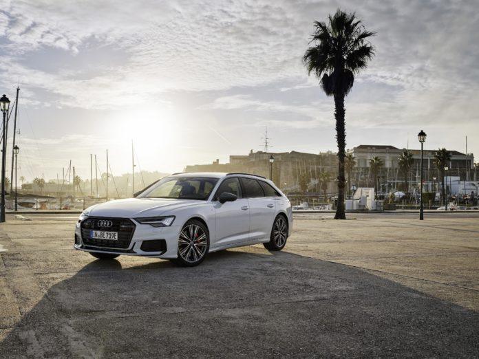Νέο Audi A6 Avant TFSI e quattro