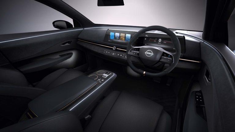"Nissan: ναι στην οριζόντια ""κυματοειδή"" οθόνη αντί του tablet"