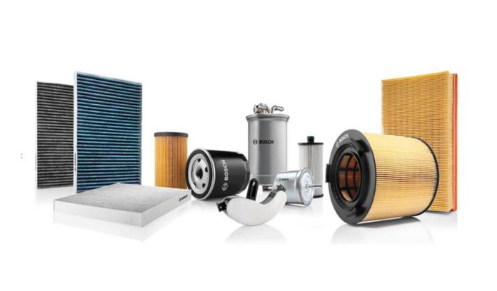 Τα φίλτρα της Bosch για επιβατικά καλύπτουν το 95% της ευρωπαϊκής αγοράς