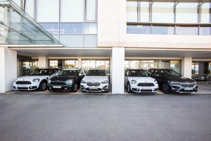 Το BMW Group Hellas υποστηρίζει με οχήματα τον ΕΟΔΥ
