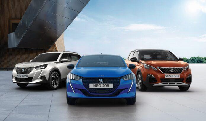 Summer Sales από την Peugeot