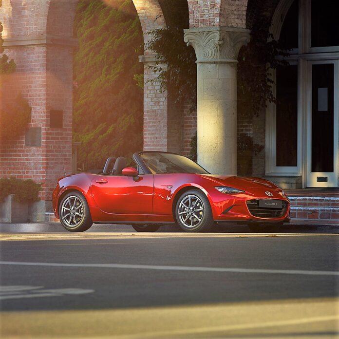 Mazda ΜΧ-5: το θρυλικό roadster ανανεώθηκε