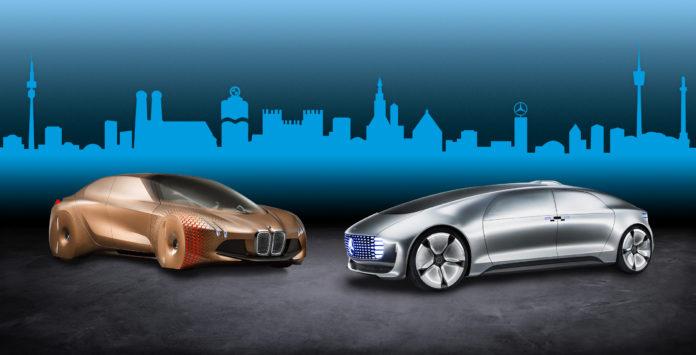 BMW - Mercedes: αναστολή συνεργασίας στην αυτόνομη οδήγηση