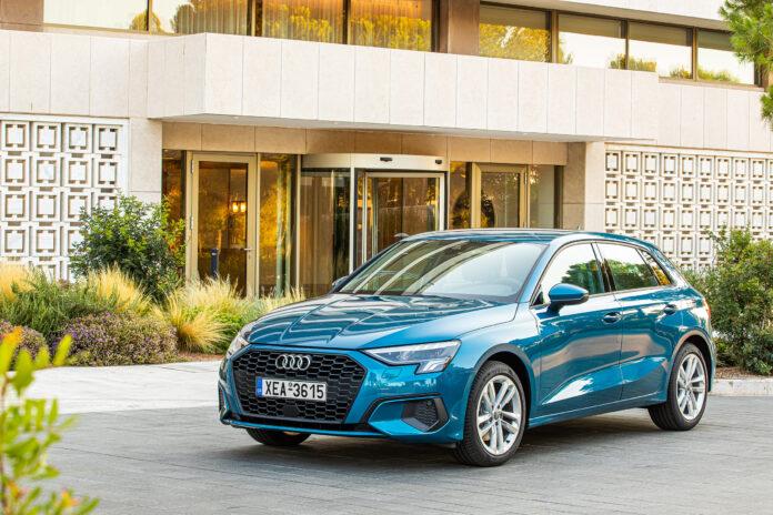 Το νέο ευφυές Audi Α3 Sportback στην Ελλάδα