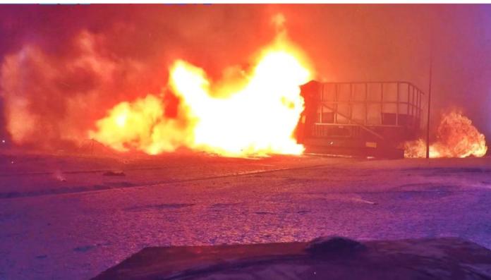 Πυρκαγιά σε EV, ελβετική έρευνα για τους κινδύνους