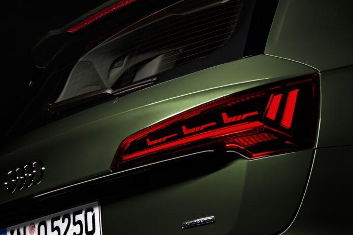 Audi: φωτιστικά σώματα OLED επόμενης γενιάς