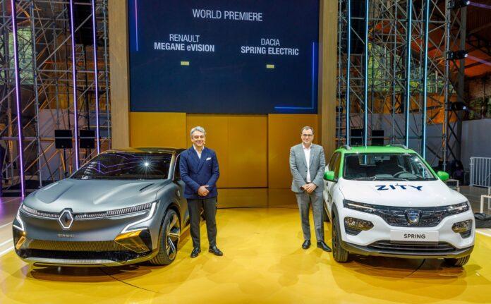 Renault eWays: Προς κινητικότητα μηδενικών εκπομπών