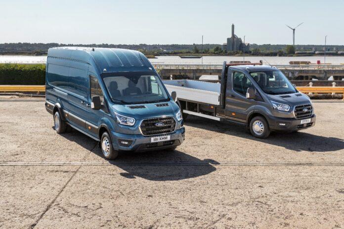 Η Ford παρουσίασε το Transit 5,0 τόνων