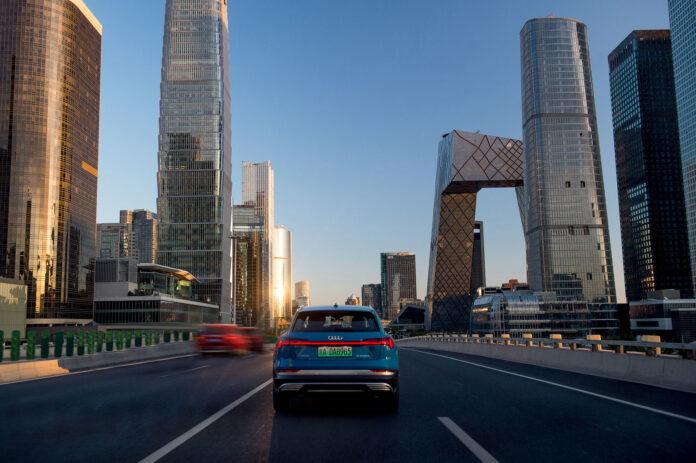 Audi – FAW: νέα εταιρεία για παραγωγή EV στην Κίνα