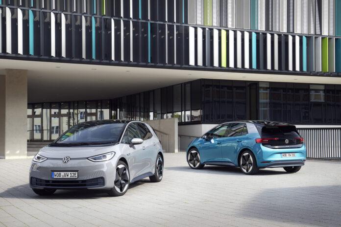 Volkswagen: Τα φώτα στα νέα ID.3 και ID.4