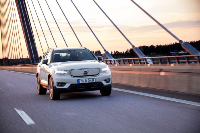 Volvo Cars: Ο όγκος των παγκόσμιων πωλήσεων αυξήθηκε 7,1%