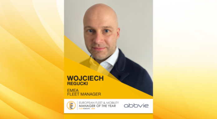 European Fleet & Mobility Manager of the Year