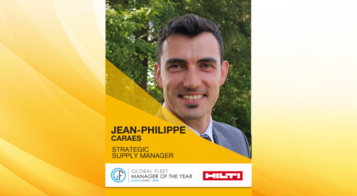 Global Fleet Manager of the Year 2020