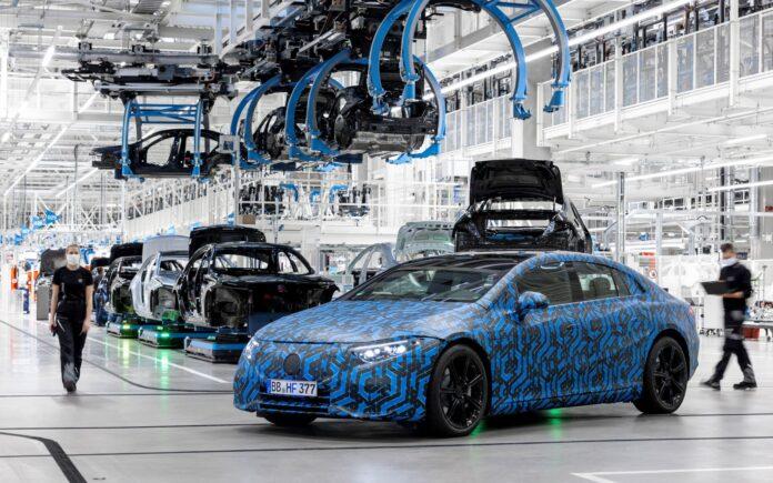 Έξι νέα μοντέλα Mercedes-EQ έως το 2022