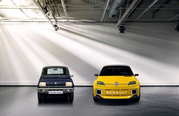 Το Renault 5 αποτίει φόρο τιμής στο R5