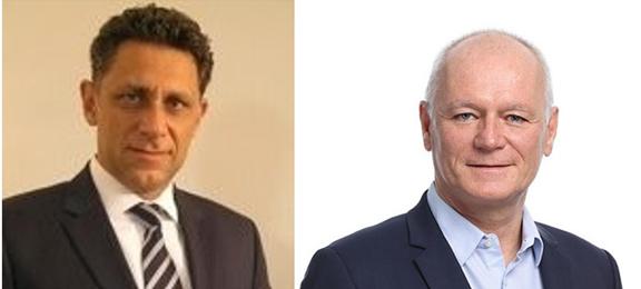 Νέος Γενικός Διευθυντής της Arval στην Ελλάδα και ο νέος διεθνής Διευθυντής Προμηθειών