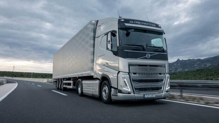 Η Girteka logistics αγοράζει 2.000 φορτηγά Volvo FH