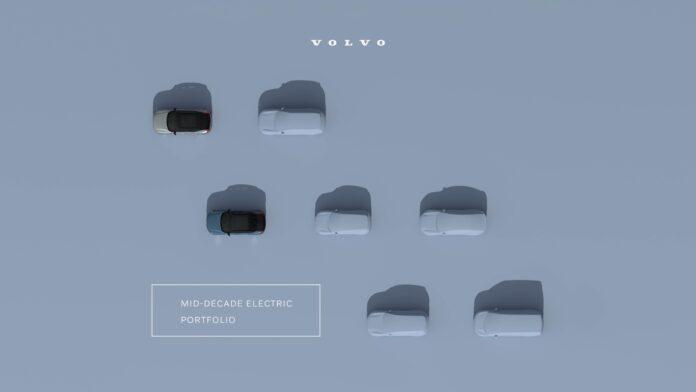 Η Volvo Cars έχει δεσμευτεί να ηγηθεί στην ταχέως αναπτυσσόμενη αγορά ηλεκτρικών αυτοκινήτων premium