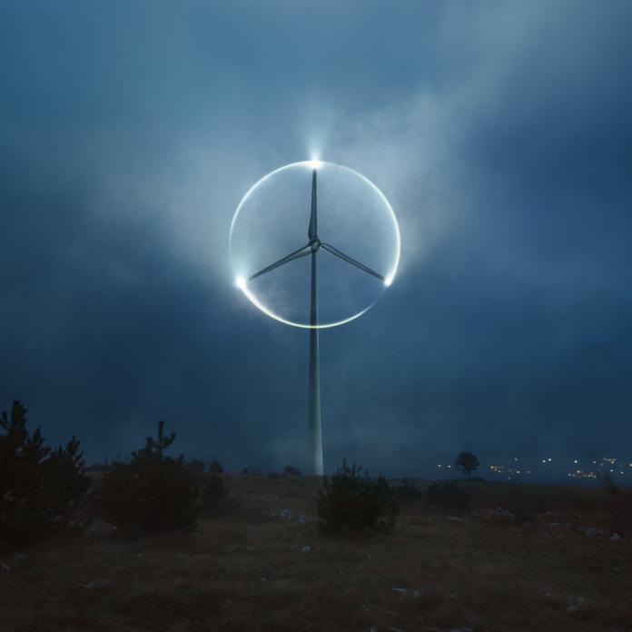 Ηλεκτρισμός χωρίς CO2 για την Mercedes-Benz
