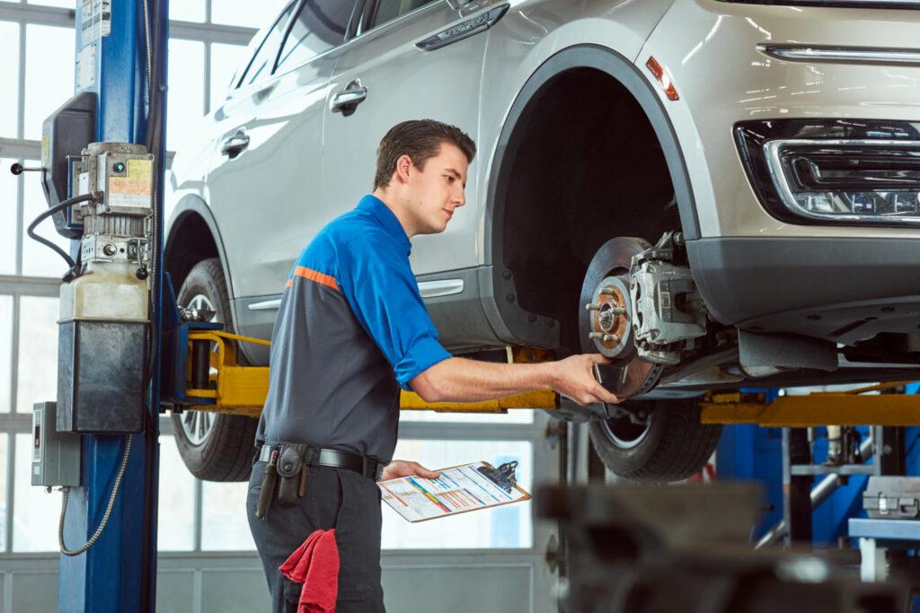 Ford: Έλεγχος - πιστοποίηση ποιότητας μεταχειρισμένου