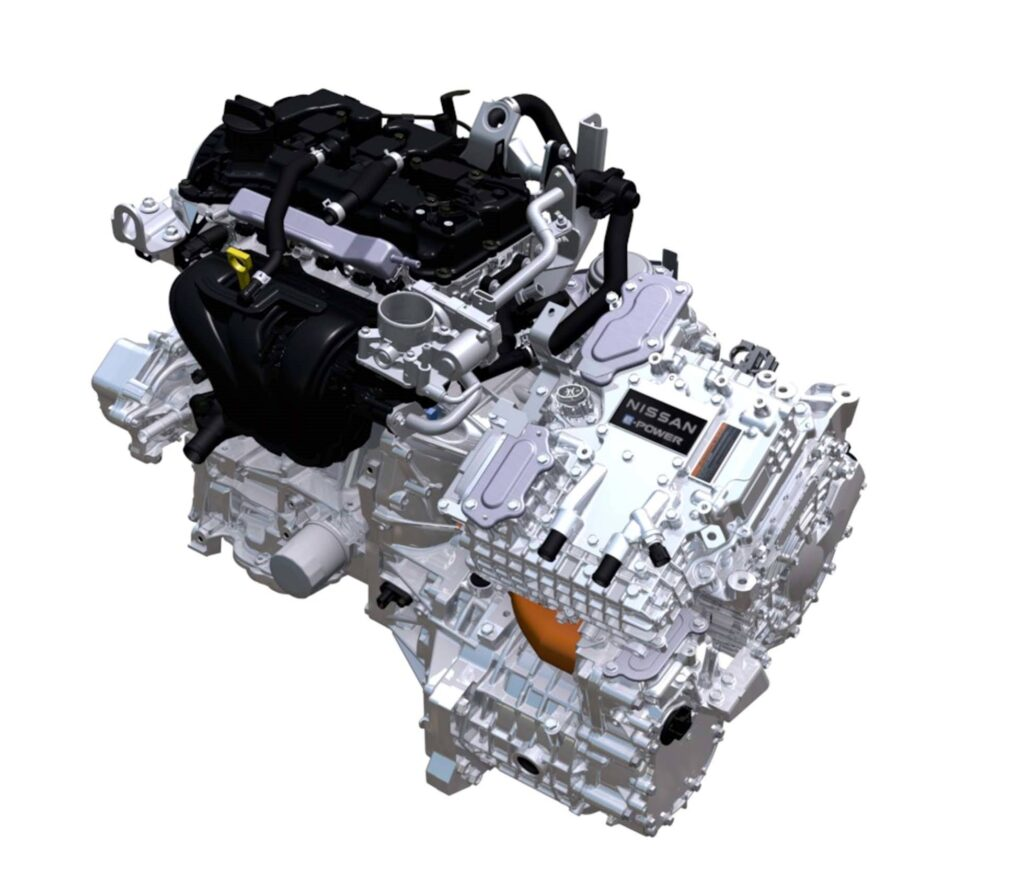 Το e-POWER της Nissan