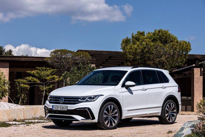 Το νέο Volkswagen Tiguan και υβριδικό, στην Ελλάδα