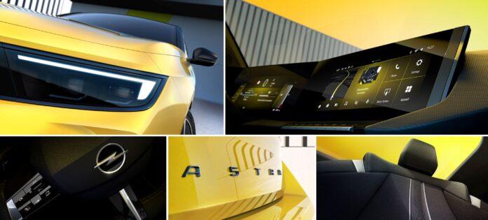 Πρώτες εικόνες του μελλοντικού Opel Astra