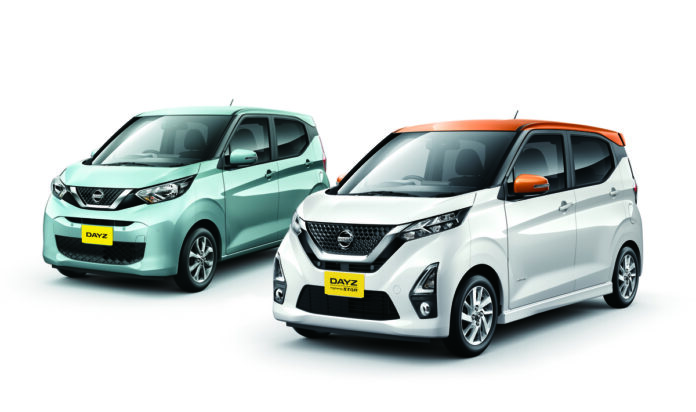 10 χρόνια κοινοπραξία Nissan - Mitsubishi