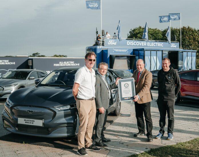 Mustang Mach-E: ρεκόρ μικρότερης κατανάλωσης