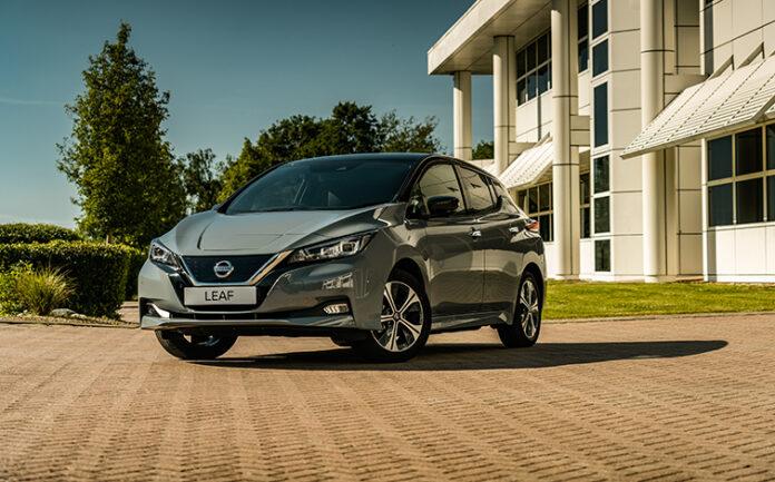 Η Nissan εφοδιάζει το LEAF MY21 με ήχο