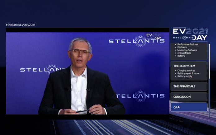 Stellantis EV Day 2021