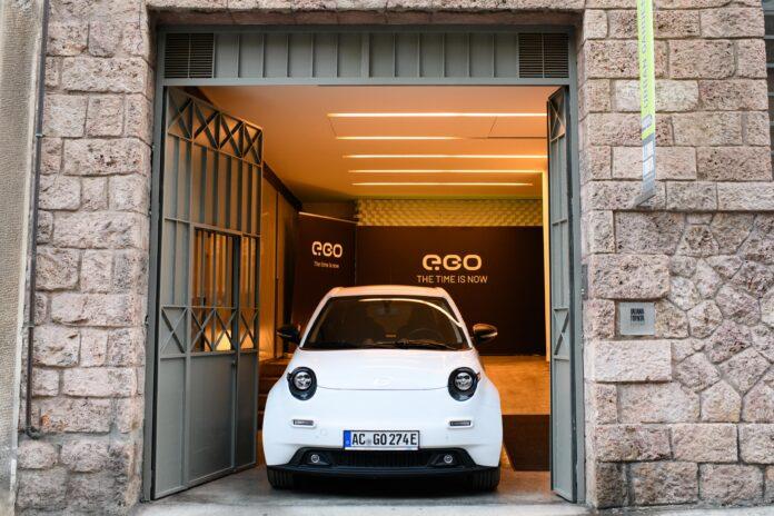 To ηλεκτρικό αυτοκίνητο e.GO Life παρουσιάστηκε στην Ελλάδα